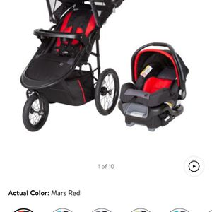 Stroller / Car Seat With Base Combo for Sale in Belton, SC