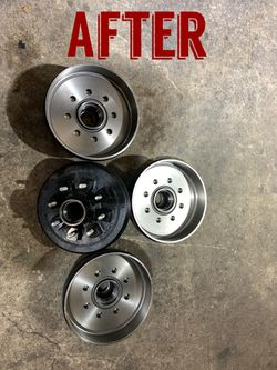 TRAILER MECHANIC.BRAKES AND HUBS for Sale in Fort Worth,  TX