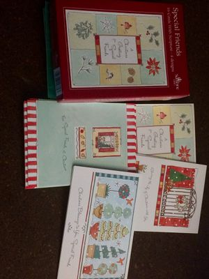 20 assorted Christmas Cards & Envelopes for Sale in McKinney, TX