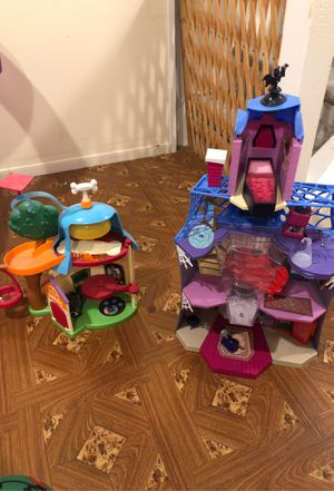 Vampirina and puppy dog pals house for Sale in The Bronx, NY