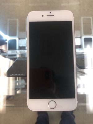 iPhone 6s rose gold 64GB Sprint, boost mobile for Sale in Henrico, VA