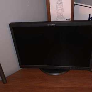 lenovo 24inch monitor for Sale in Medford, NJ