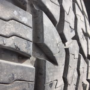 4 MATCH TIRES LT265/70/16 for Sale in Las Vegas, NV