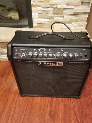 Line 6 Spider lV 30 30 Watt Guitar Amp for Sale in Costa Mesa, CA