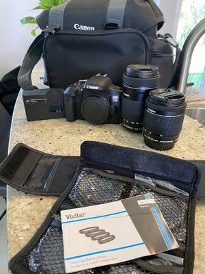 Canon T6i DSLR kit for Sale in Miami, FL