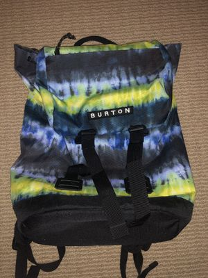 Burton backpack for Sale in Chula Vista, CA