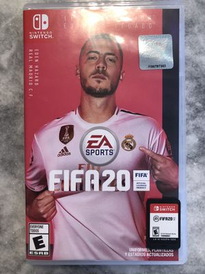 FIFA 20 (switch) for Sale in West Palm Beach, FL