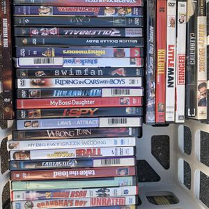 70 DVDs / Movies for Sale in Palm Bay, FL