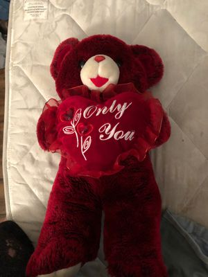 For her/him teddy bear for Sale in Phoenix, AZ