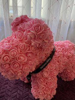 Roses 🌹 Puppy 🐶 Gift 🎁 for Sale in Los Angeles,  CA