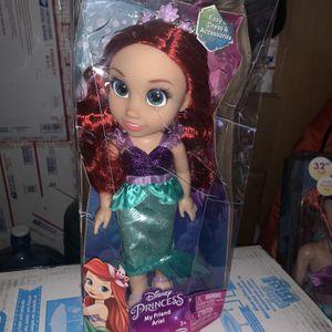 Disney Ariel Doll for Sale in Montebello, CA