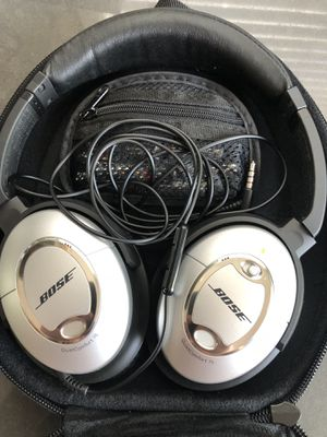 Bose Quiet Comfort 15 Over Ear Headphones for Sale in San Diego, CA