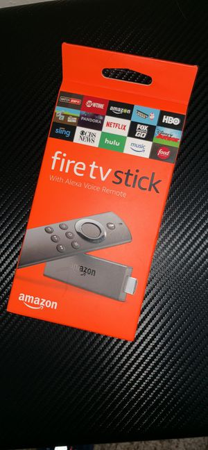 Fire tv stick special edition UNLEASHED for Sale in Tomball, TX