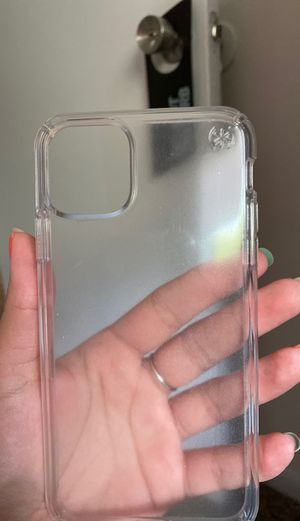 Iphone 11 Pro Max Clear Case for Sale in Richmond, VA