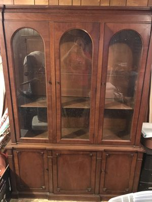 Drexel China Cabinet for Sale in Boonville, NC