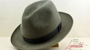 Hamilton made I️n Italy rabbit fur waterproof hat for Sale for sale  New York, NY
