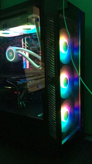 Extreme RGB Gaming PC for Sale in Zephyrhills, FL