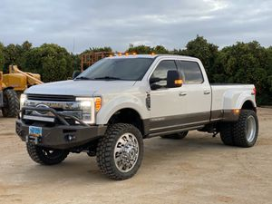 2017 Ford F-350 6.7 diesel 4x4 deleted 67k miles for Sale in Riverside, CA