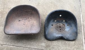 Metal tractor seats for Sale in New Kensington, PA