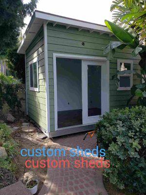 Custom sheds for Sale in La Habra Heights, CA