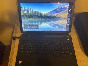 Toshiba satellite C55 windows 8 laptop for Sale in Queens, NY