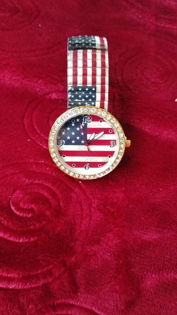 Patriotic watch