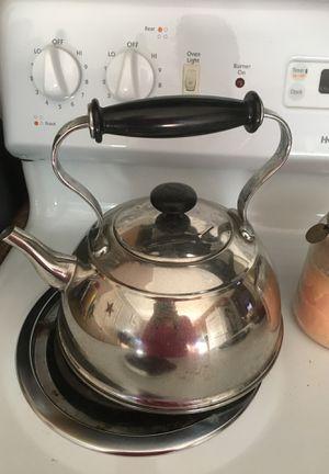 Tea kettle for Sale in Swansea, MA