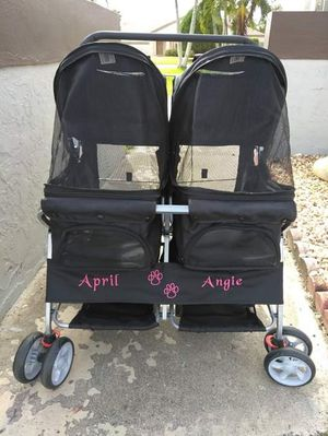 Double Dog Stroller (Foldable) for Sale in Miami, FL