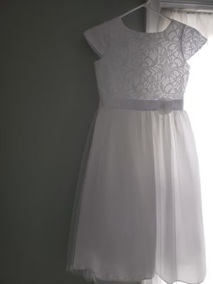 Like New Girls Special Occasion Dress Sz. 12 Communion, Wedding. for Sale in Vienna, VA