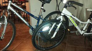 2 mountain bike sale for Sale in Houston, TX