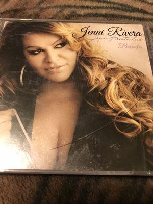 "!! Jenni Rivera Spanish CD ""Banda"" for Sale in San Fernando, CA"