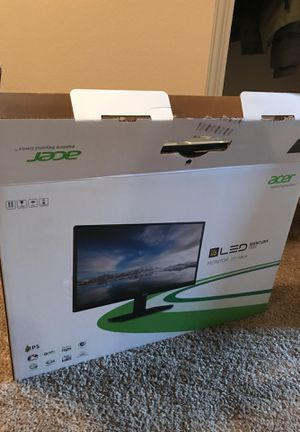 "Acer Monitor 23"" brand new with box and warranty computer for Sale in Columbus, OH"