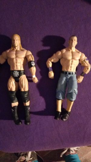 WWE wrestling figures Collectible 2010 for Sale in Tallahassee, FL