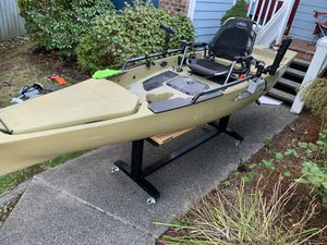 2016 Hobie PA14 180 drive fishing for Sale in Seattle, WA