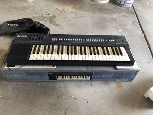 Casio keyboard for Sale in North Tonawanda, NY