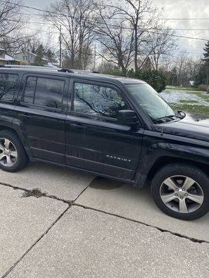 2017 Jeep Patriot for Sale in Cleveland, OH