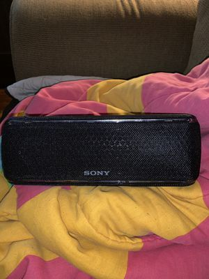 Sony SRS-XB41 Bluetooth speaker for Sale in Baltimore, MD