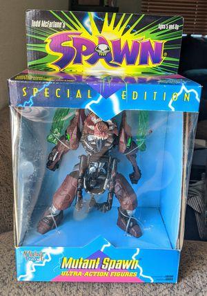 SEALED Mutant Spawn Action Figure McFarlane 1996 for Sale in Mesa, AZ