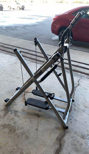 Elliptical workout (Tony Littles Gazelle Freestyle Cross trainer ) for Sale in Ocala, FL