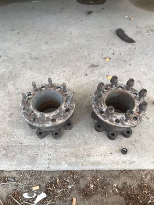 2000 f 350 dually front wheel spacers for Sale in Denver, CO