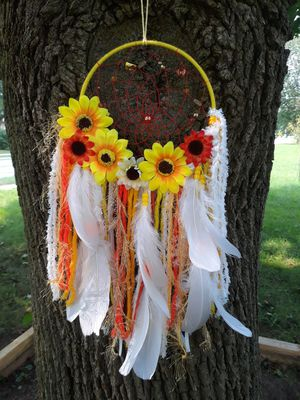 Sunflower Dreamcatcher for Sale in Holland, OH