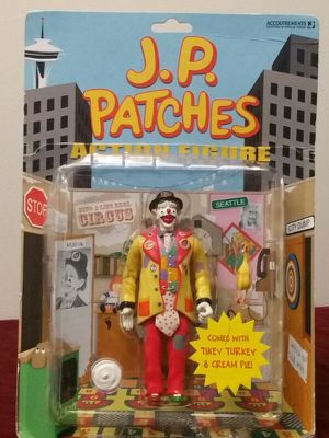 j.p.patches action figure for Sale in Seattle, WA