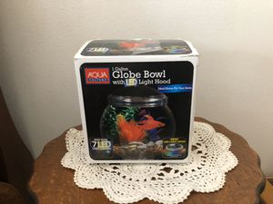 Round Fish Bowl for Sale in Graham, WA