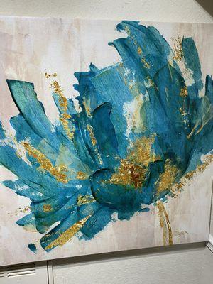 Wall Art 4 x 4 ft long (30$) for Sale in FL, US