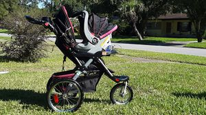 "Baby Trend Stroller ""Expedition ELX"" with Car Seat for Sale in Jacksonville, FL"