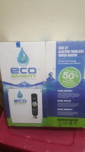 Electric Water Heater (eco27) for Sale in Hutto, TX