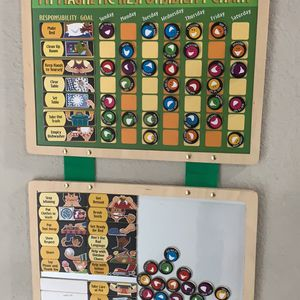Melissa And Doug Magnetic Responsibility Chart for Sale in Flower Mound, TX