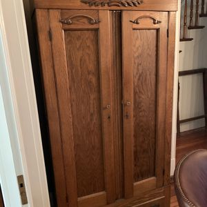 antique wardrobe for Sale in Washington, DC