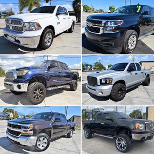 Trucks F-150 Silverado Tundra Ram for Sale in Cape Coral, FL