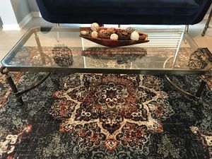 Coffee table set for Sale in Aldie, VA
